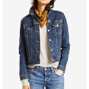 Levi's Original Trucker Jean Denim Jacket
